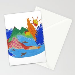 NICARAGUA by bcl 2020 Stationery Cards