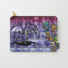 Final Fantasy Bahamut Battle Carry-All Pouch