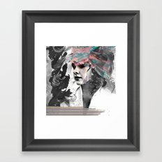Madie Framed Art Print