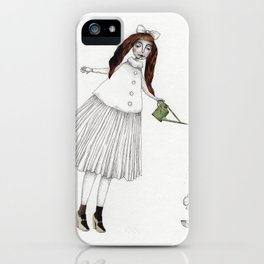 Picture One:  The Flower iPhone Case