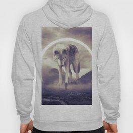 aegis II   wolf Hoody