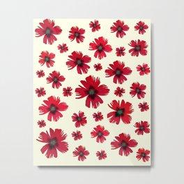 Italian Carnations Metal Print