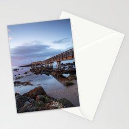 Pans Rocks Sunset II Stationery Cards