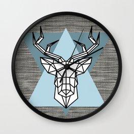 CERF GEO Wall Clock
