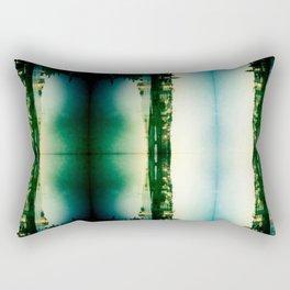 Aqua Florence Rectangular Pillow