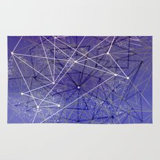 mystery structure Rug