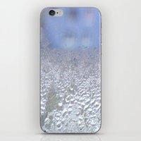 window iPhone & iPod Skins featuring window by Eva Lesko