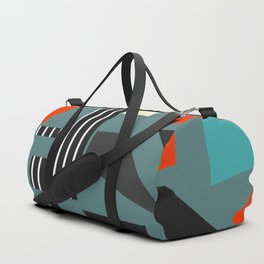 Lost letters Duffle Bag