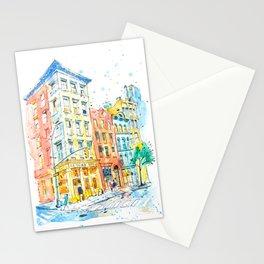 Le York Soho, Manhattan  Stationery Cards