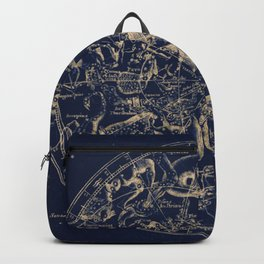Gold Ceiling | Zodiac Skies Backpack