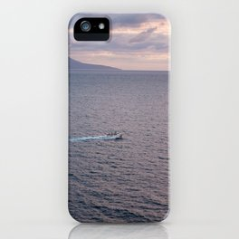 One way trip iPhone Case
