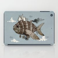 aviation iPad Cases featuring The Fleet by littleclyde