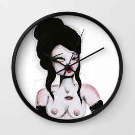 Rubber Wall Clock