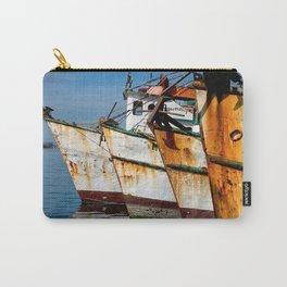 Shrimp Boats, Mazatlan Carry-All Pouch