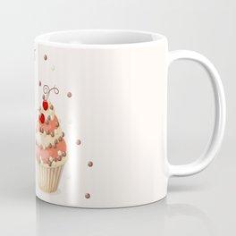 cupcake with currant Coffee Mug