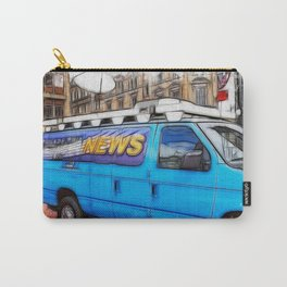 News Hound Carry-All Pouch