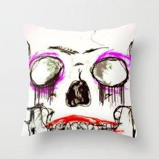 tart with a heart Throw Pillow