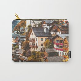 Hallstatt. Carry-All Pouch