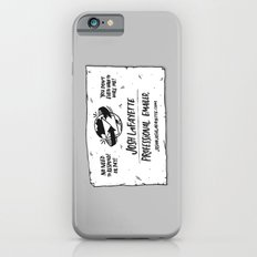 Fake Business Card iPhone 6s Slim Case