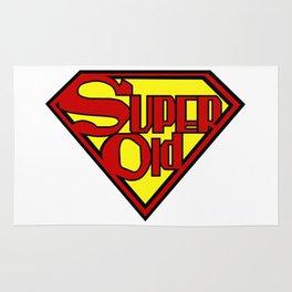 Super Old Rug