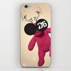Little Pink Bear said :: Happy New Year 2015 :) '' iPhone & iPod Skin