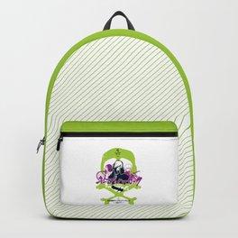 013c Harlock Vintage Backpack
