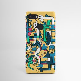 Silly King Android Case