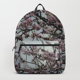 Almond tree blossom Backpack