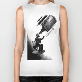 Who's Looking at Who? Biker Tank