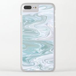 Life's a beach Clear iPhone Case