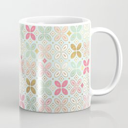 MORROCCAN TILE - ALEXA SPRING MINT Coffee Mug