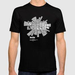 Berlin Map T-shirt