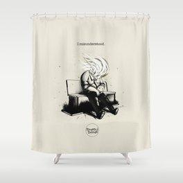 I misunderstood Shower Curtain