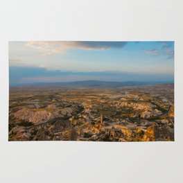 Cappadocia Landscape Rug