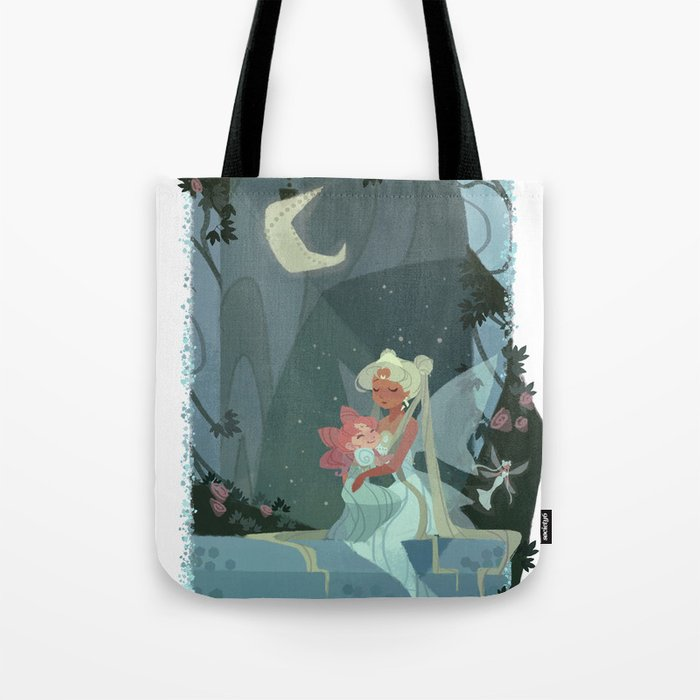 The Serenity Line Tote Bag
