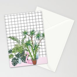room plants Stationery Cards