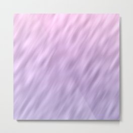 Ultra violet haze abstract texture design Metal Print