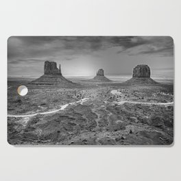 Monument Valley Cutting Board