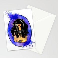 Night Sea Nereid Stationery Cards