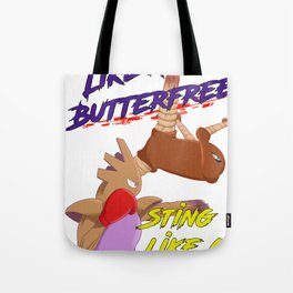 Fighters Tote Bag