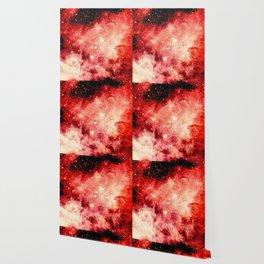 Red Carina Nebula Wallpaper