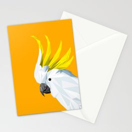 The Cockatoo Stationery Cards