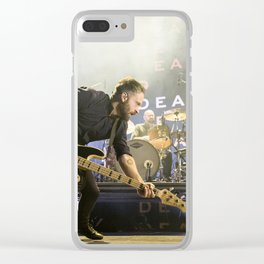 Death Cab For Cutie Clear iPhone Case