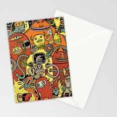 Warm in Stationery Cards