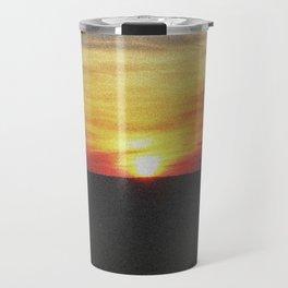 Sun goes down Travel Mug