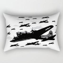 B-17 Flying Fortress Rectangular Pillow