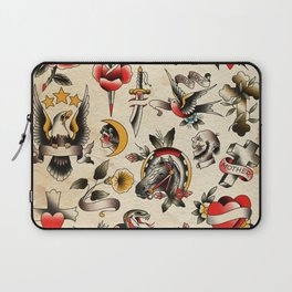 Days of old Laptop Sleeve