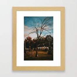 11.01 Framed Art Print