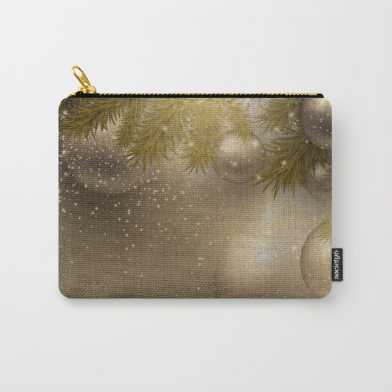 Gold ornaments Carry-All Pouch