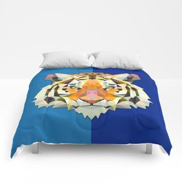 Graphic Tiger Comforters